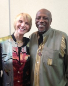 Louis Gossett, Jr. is a legendary actor and creator of Eracism Foundation.