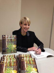 Marti MacGibbon Author and Professional Speaker