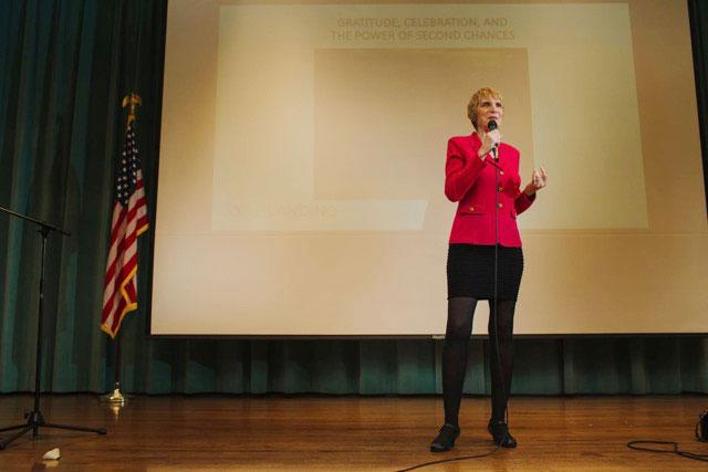 Marti MacGibbon Professional Speaker, Author, Human Trafficking Survivor