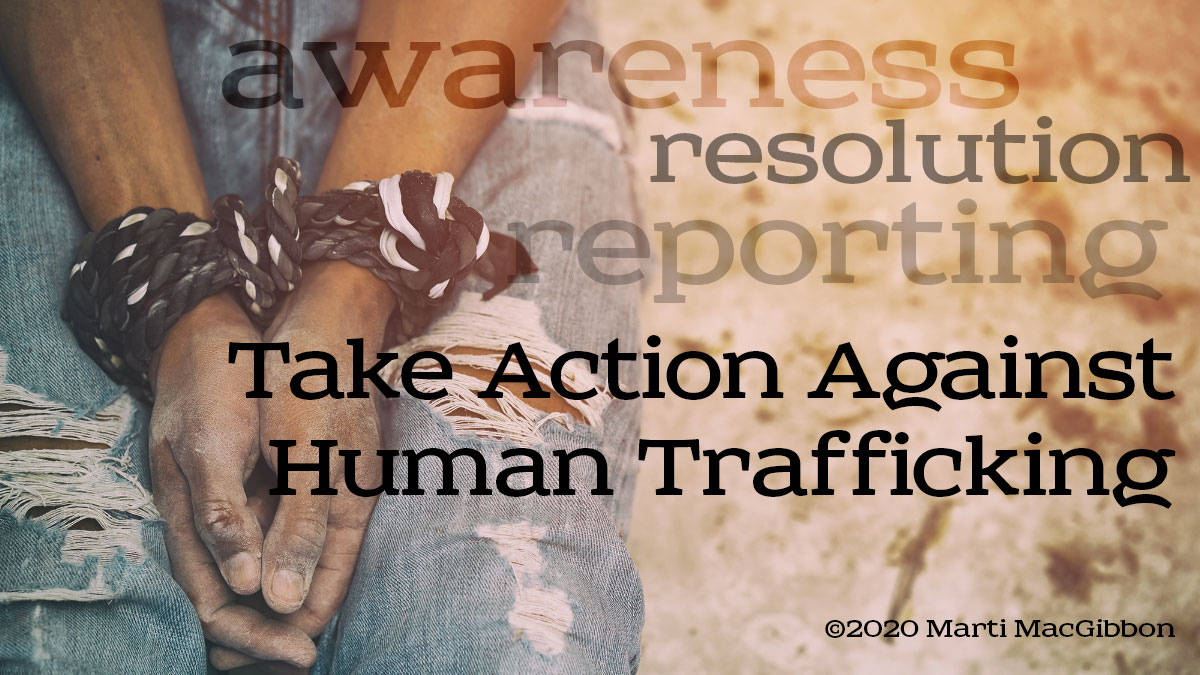 Human Trafficking Awareness Month