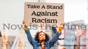 Stand Against Racism 2020 Now it the time